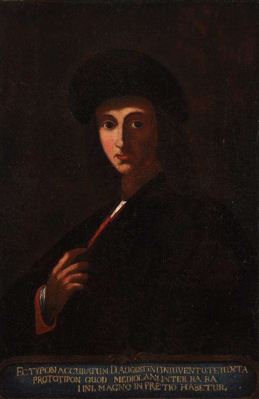 Neznámý italský autor – Portrét