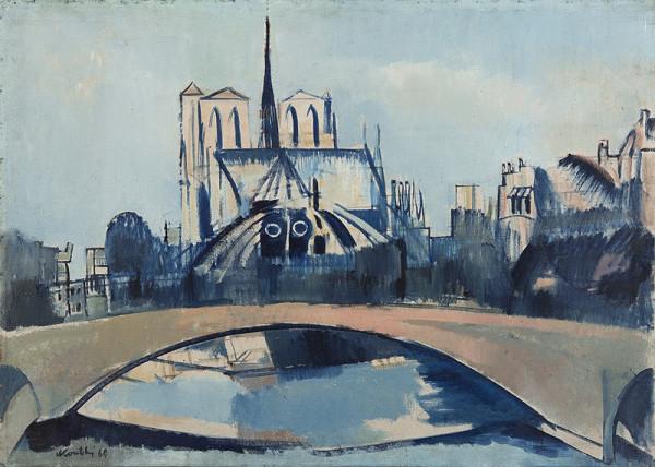 Václav Koutský – Notre Dame