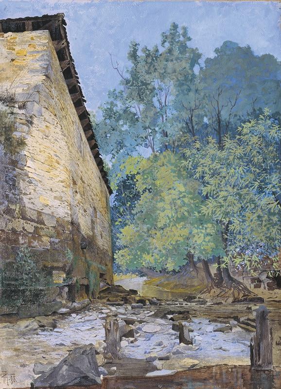 Jan Angelo Zeyer – Zeď