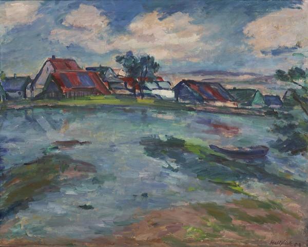 Bohumil Matějíček – Nadějkovský rybník