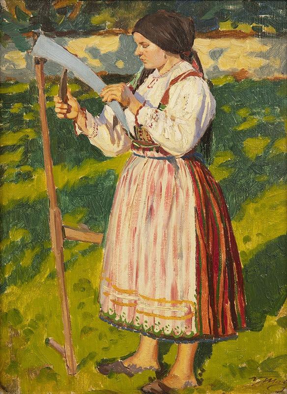 Václav Malý – Dívčí