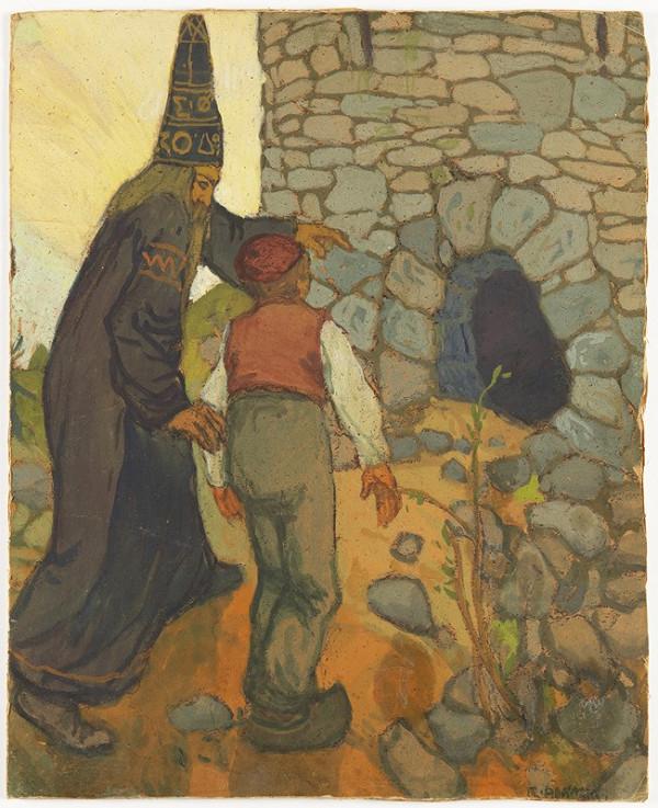 Rudolf Adámek – Pohádkový motiv