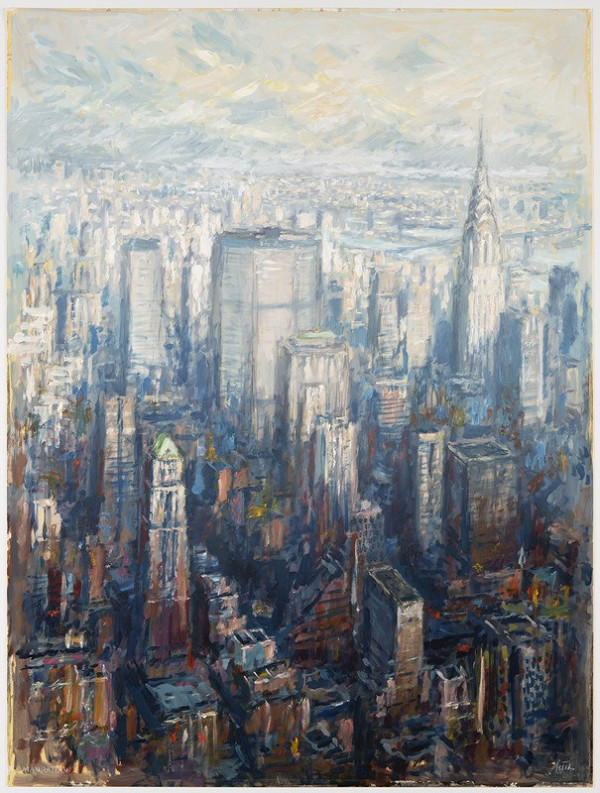 Luděk Pešek – Manhattan