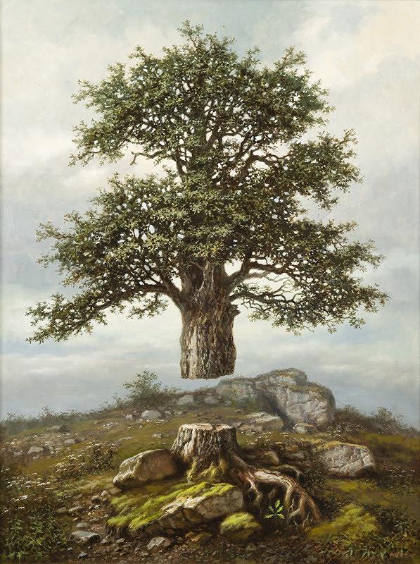 Luděk Pešek – Věčný dub