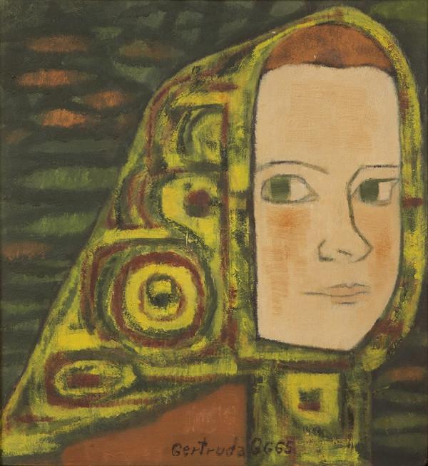 Gertruda Goepfertová Gruberová – Hlava dívky