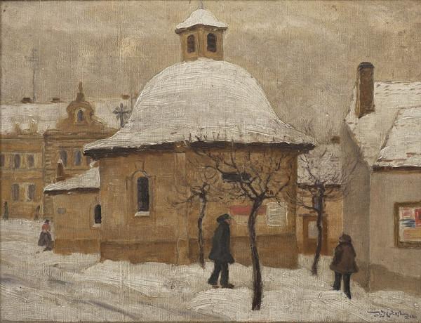 Josef Motejl – Kaple Sv. Josefa v Roudnici n.L