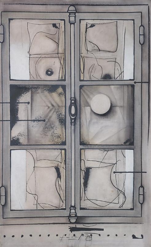 Libor Fára - Okno
