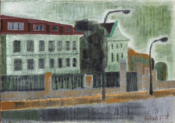 Gertruda Goepfertová Gruberová – Ulice