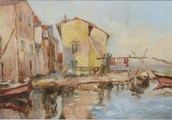 Oldřich Blažíček – Domky u moře