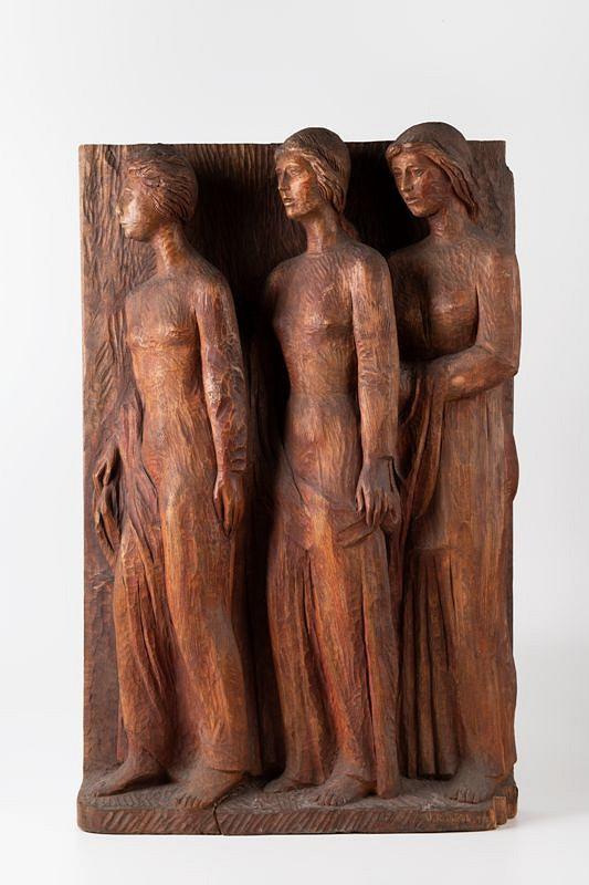 Joža Kubíček – Tři dívky