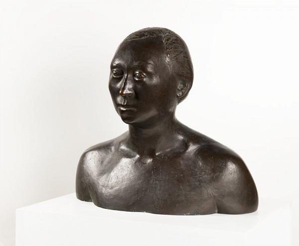 Josef Kaplický – Portrét pí Kybalové
