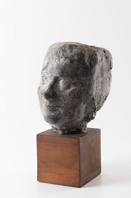 Jan Hendrych – J.H. studie  k portrétu
