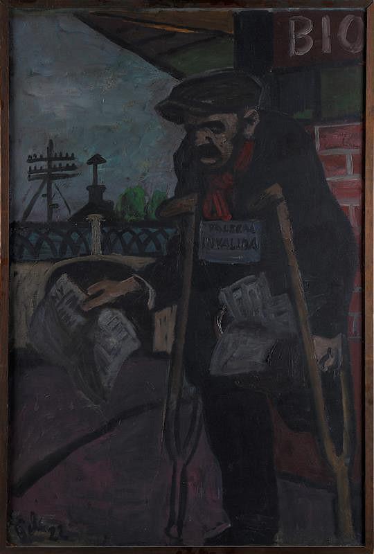 Antonín Pelc – Invalida