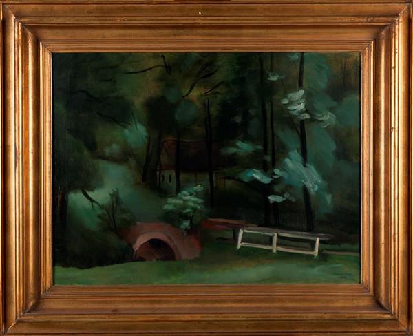 Rudolf Kremlička – Chalupa v lese