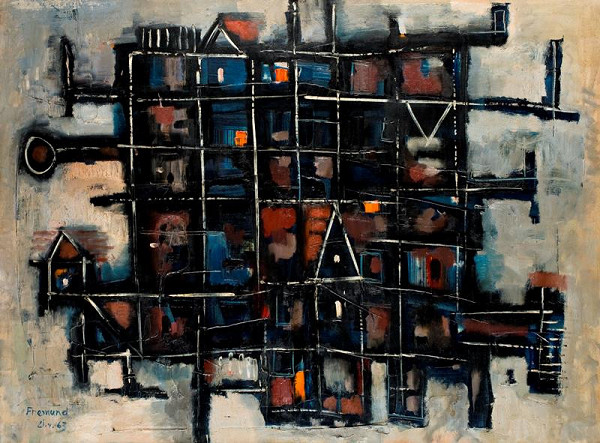 Richard Fremund – Černá vesnice