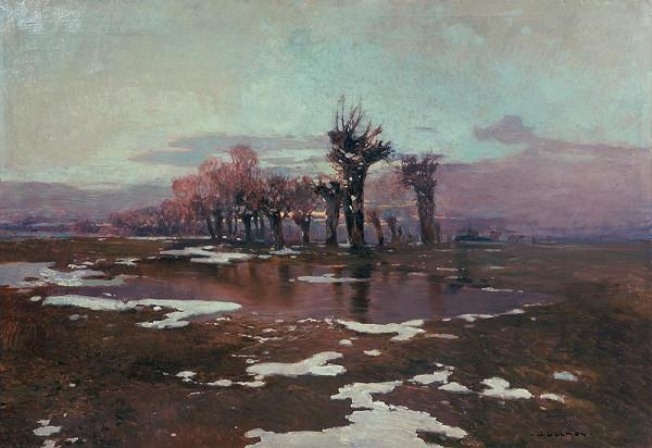 Josef Ullmann – Časné jaro