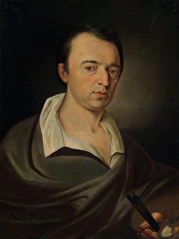 Jan Ondřej Gebhardt – Vlastní podobizna