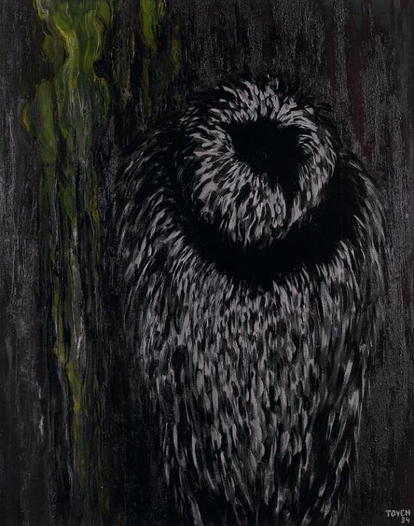 Toyen (Čermínová Marie) – Hlas lesa I