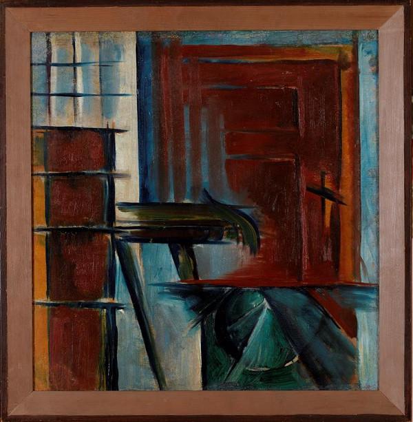 Josef Šíma – Dveře