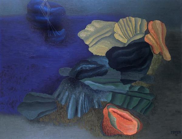 Toyen (Čermínová Marie) – Jitro