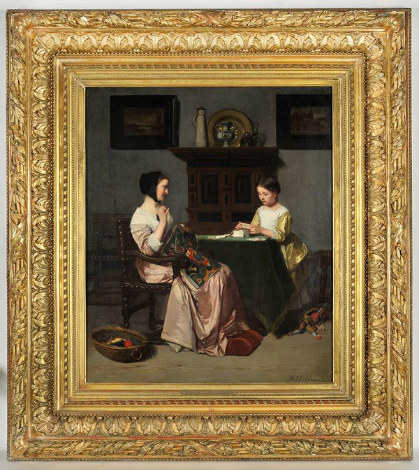 Florent Joseph Marie Willems – Domek z karet