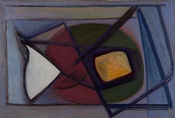 František Foltýn – Abstraktní kompozice