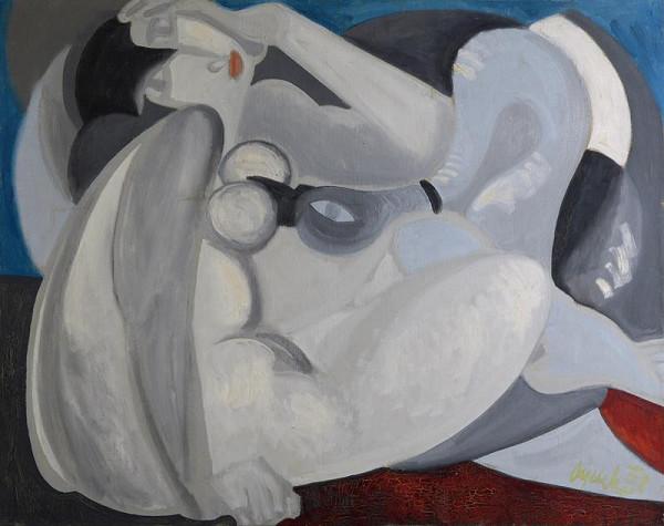 Ladislav Dydek - Leda s labutí