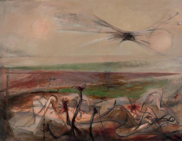 Bohdan Lacina – Hraniční krajina III