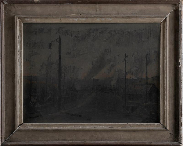 František Gross – Povrchový důl