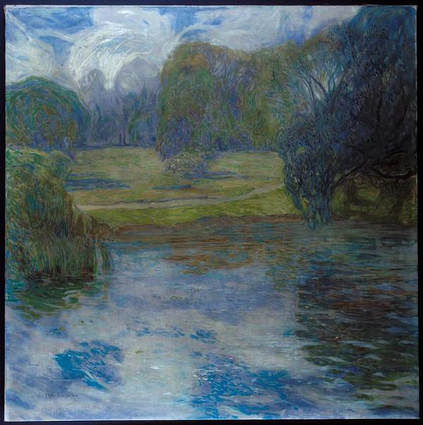 Alois Kalvoda – Podzimní slunce