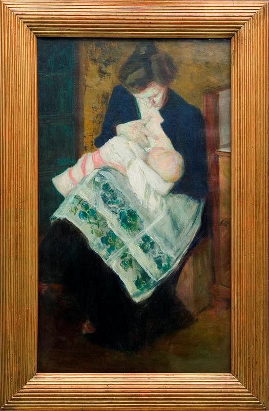 Ludvík Kuba – Matka