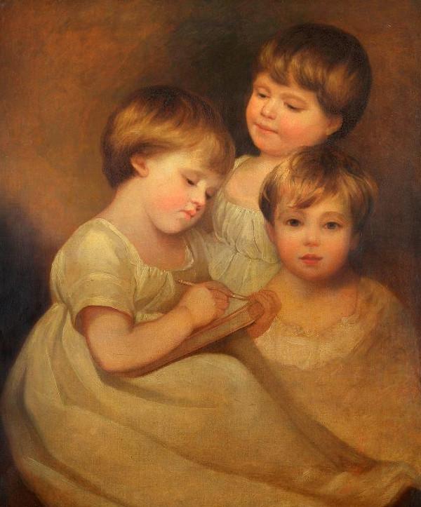 Henry Raeburn - Skupinová podobizna dětí