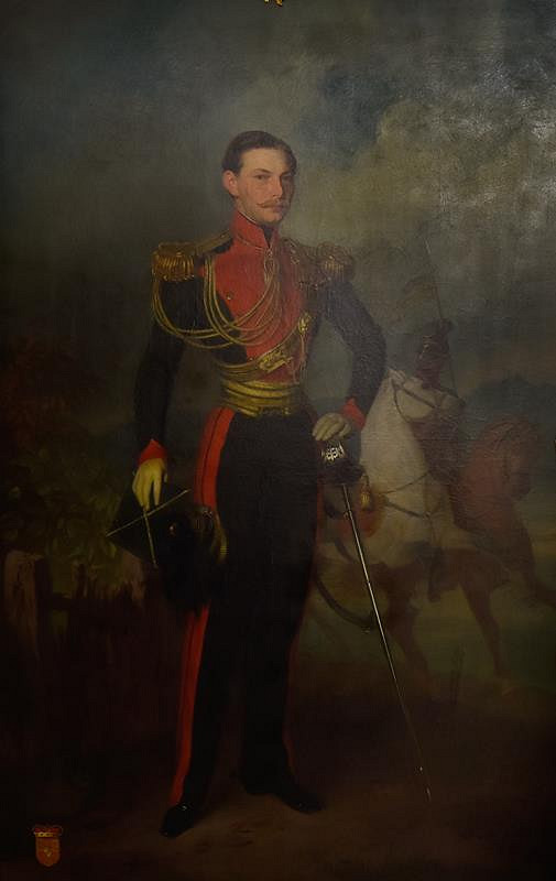 Josef Mánes – August Alexandr Silva-Tarouca(1818 -1872)