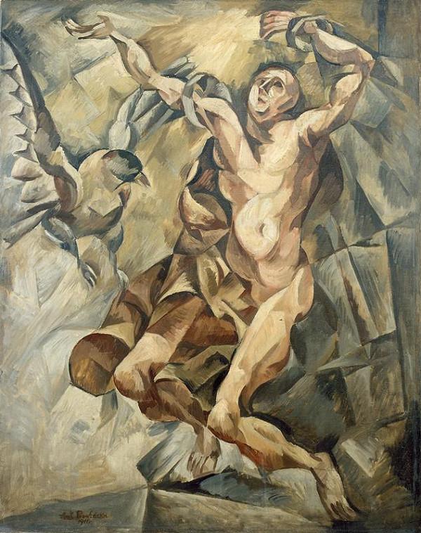 Antonín Procházka - Prometheus