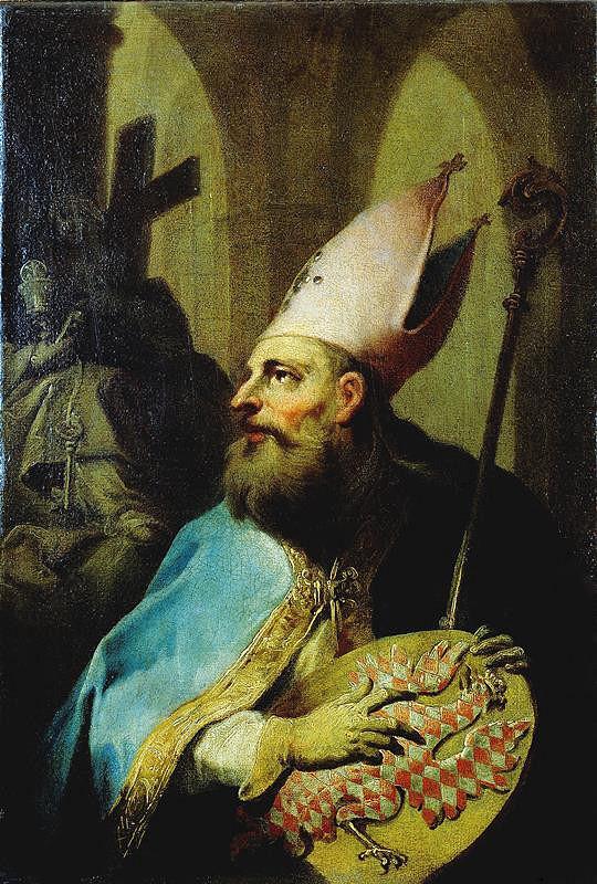 František Vavřinec Korompay - Sv. Cyril