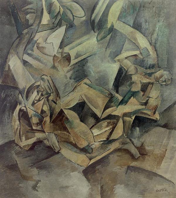 Emil Filla - Dvě ženy