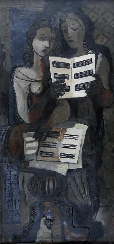 František Kaláb – Zpěvačky