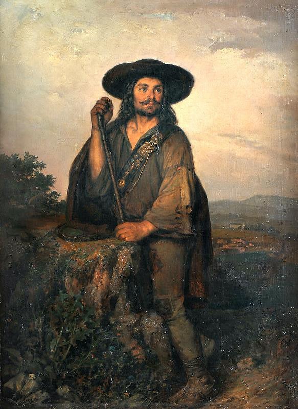 Josef Zelený - Dráteník