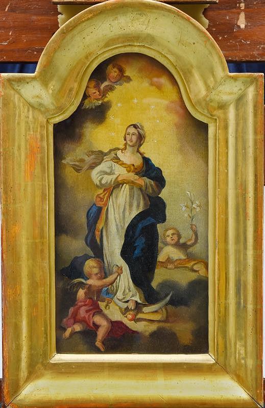 August Alexander Silva Tarouca – Immaculata