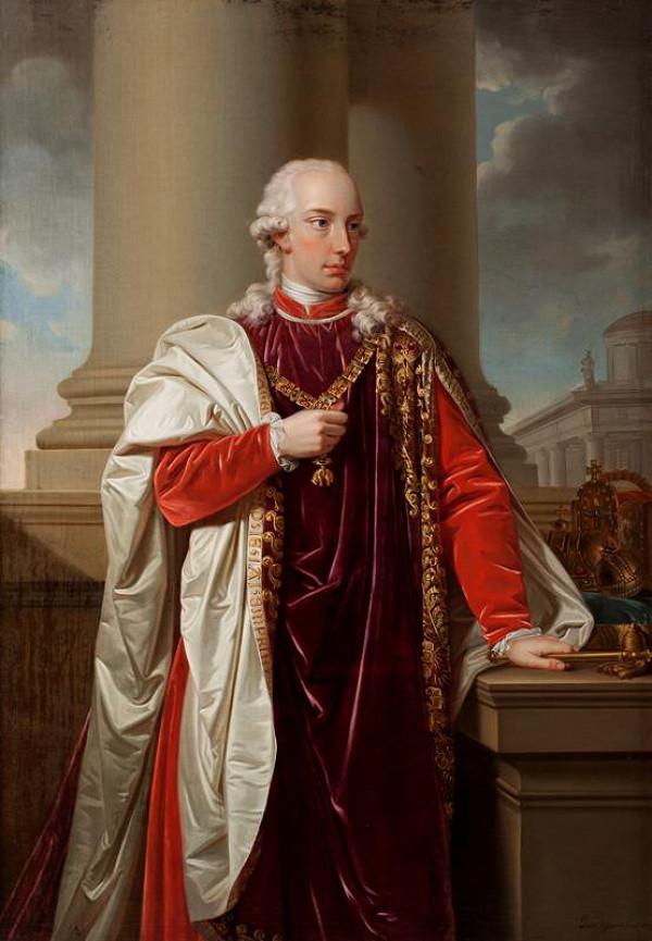 Johann Zitterer (Ziterer) – Podobizna Františka II.(1768 - 1835)