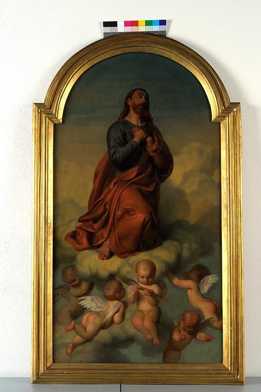Josef Mánes – Hold svatému Bartoloměji