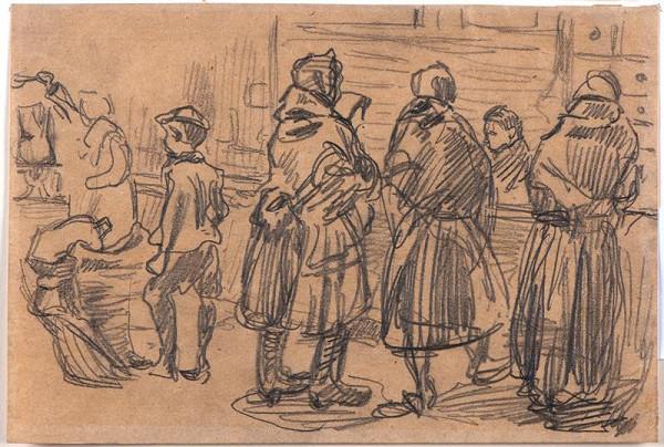 Ludvík Ehrenhaft – Na trhu