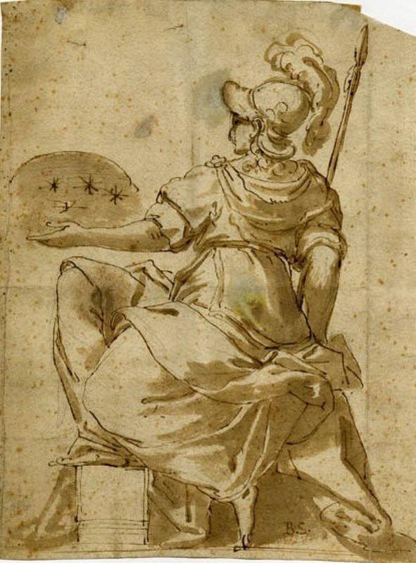 Samuel Bottschild (?) – Minerva