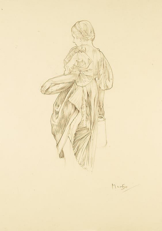 Alfons Mucha - 1906