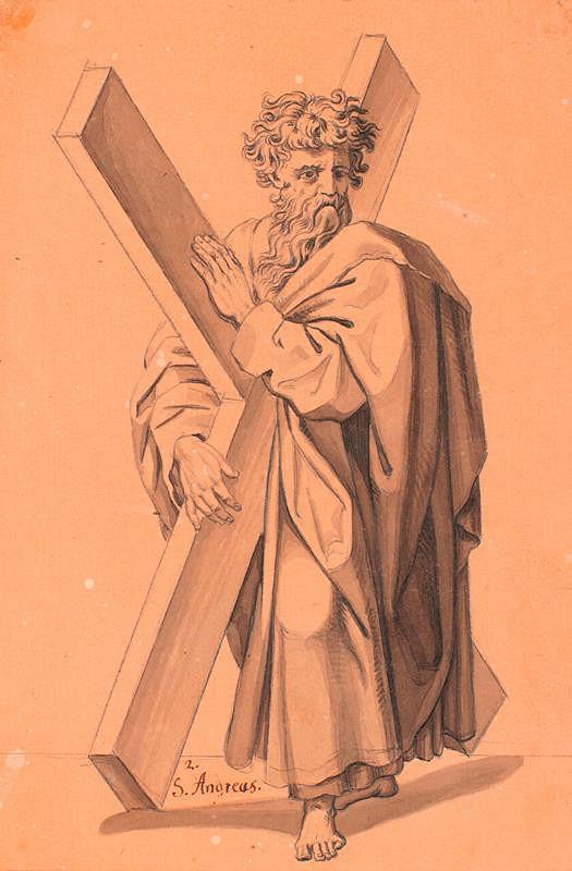 František Tkadlík (Kadlik) – Apoštol sv. Ondřej