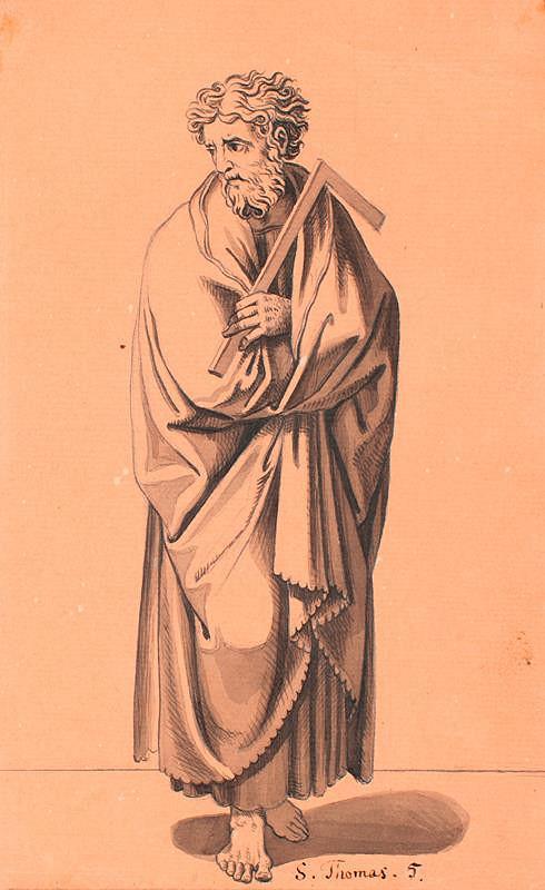 František Tkadlík (Kadlik) – Apoštol sv.Tomáš