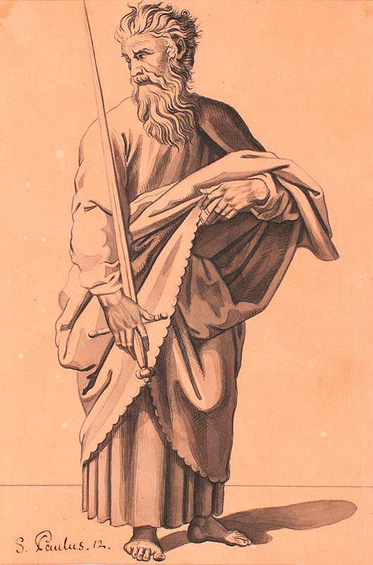 František Tkadlík (Kadlik) – Apoštol sv. Pavel