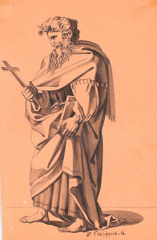 František Tkadlík (Kadlik) - Apoštol sv. Filip