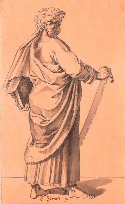 František Tkadlík (Kadlik) – Apoštol sv. Šimon Horlivec