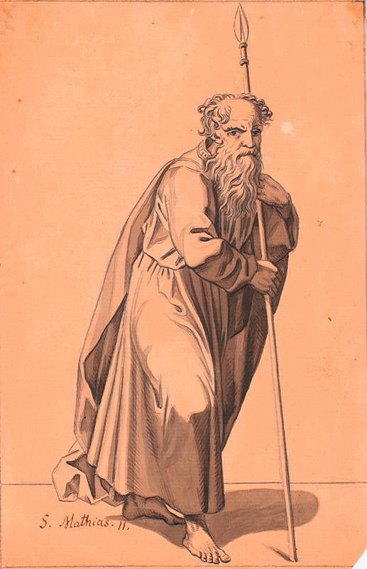 František Tkadlík (Kadlik) – Apoštol sv. Matěj